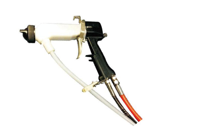 日本ASAHI静电喷漆枪
