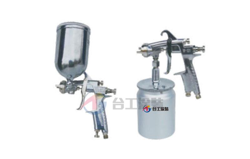 自动静电喷粉设备